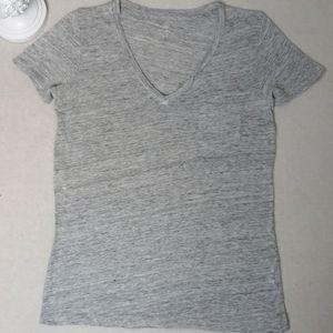 J Crew Linen T-shirt